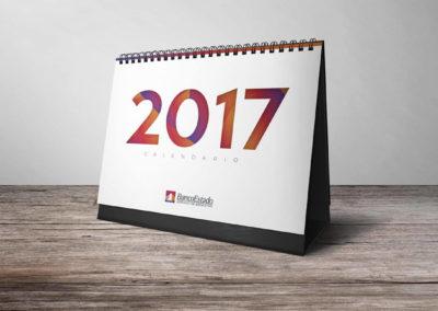 Calendario Banco Estado 1